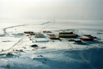 located in canada on the tip of the nunavut territory