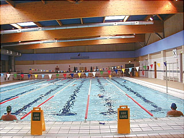 Medicina vida y salud nadar en piscinas es sano for Piscina siglo xxi