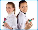 ANUNT pentru tineret in judetul Mures   cursuri asistente medicale  Ianuarie - februarie 2011 .
