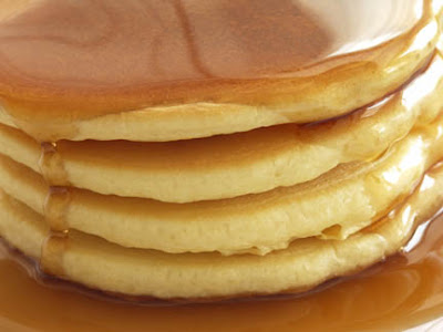 Panquecas americanas rápidas Pancake