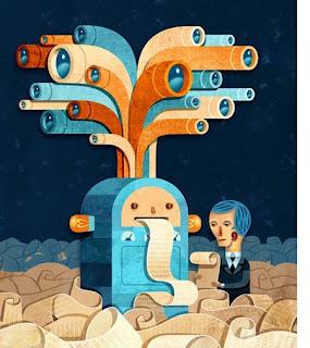 Jon Reinfurt, Magazine Illustration,
