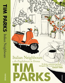 Pietari Posti: Book Cover for Italian Neighbours