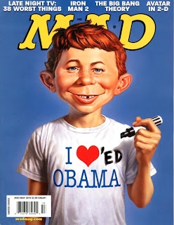 Mark Fredrickson, MAD Magazine,