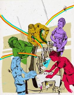 Eli Harris, Web Illustration,