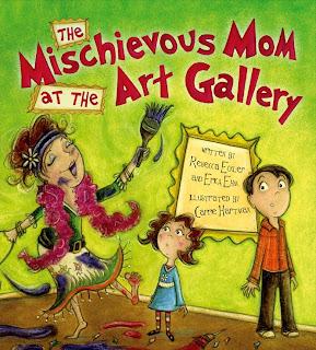 Carrie Hartman, Mischievous Mom at the Art Gallery