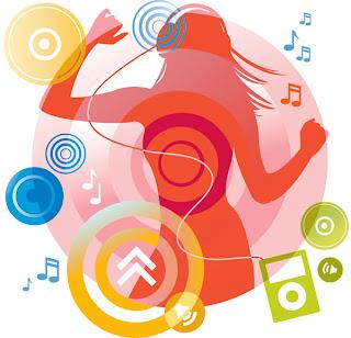 Family Circle Magazine, Graphic, Heidi Schmidt, Music,