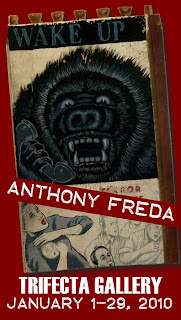 Anthony Freda, Trifecta Gallery,