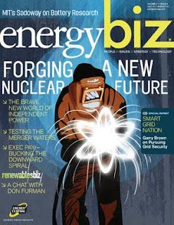 Jurgen Mantzke, EnergyBiz Magazine,