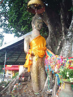 Mongkol Standing Buddha