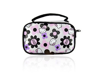 Hello Kitty carrying bag for PSP 2000