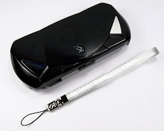 Fashional FARRARI shape case for PSP 2000