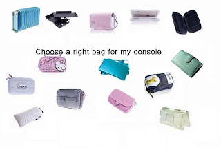 Choose a Right Bag for Your Console