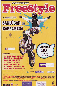 SANLUCAR FREESTYLE 30 JULIO 2010