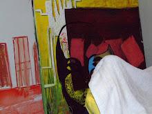 Pinturas do quarto