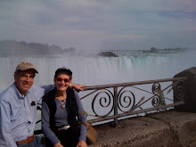 Enjoying Niagara Falls