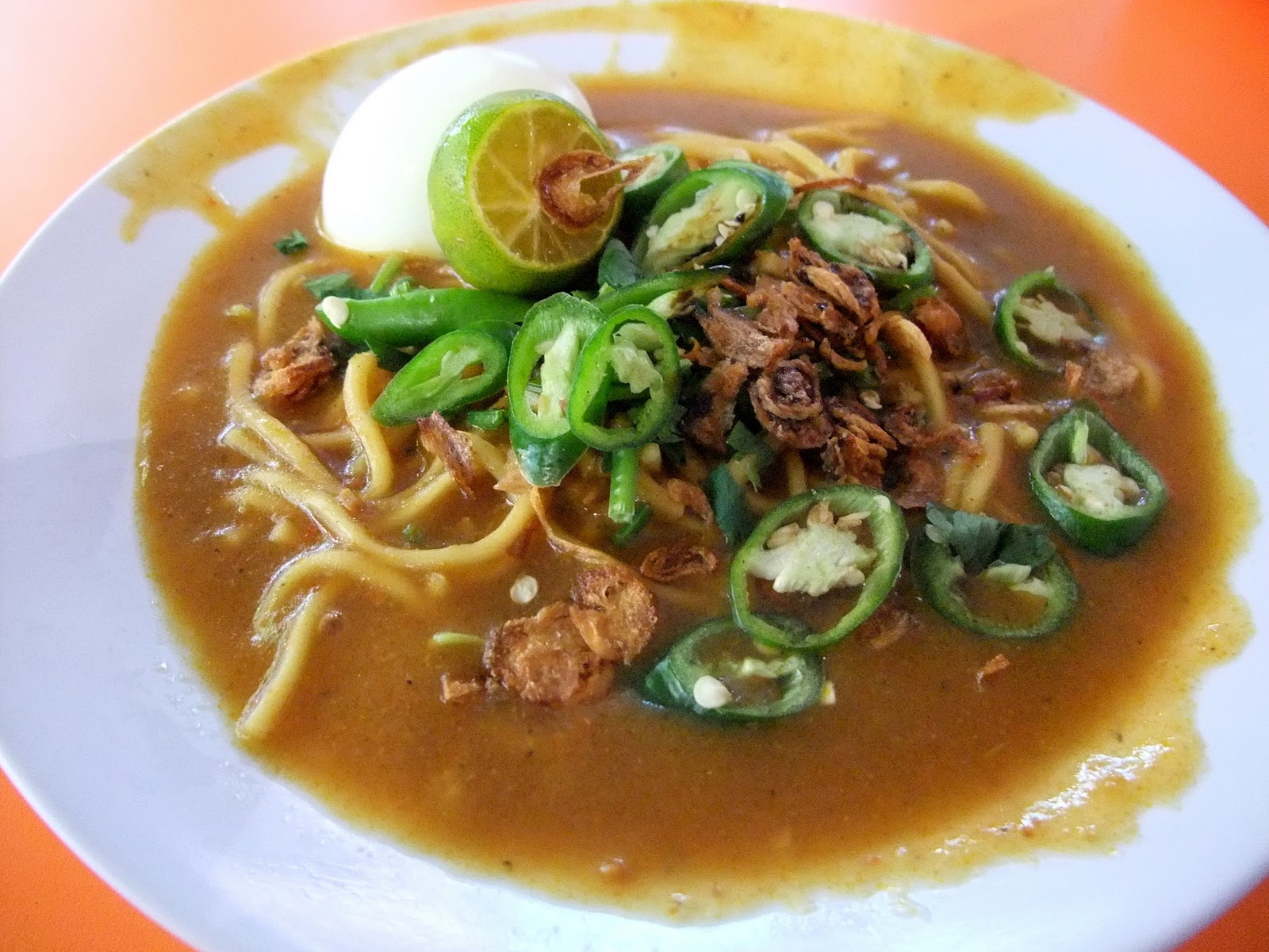 ... were opened.Waited close to a year,to have my favourite Mee Rebus