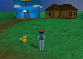Pokemon 3D Gratis