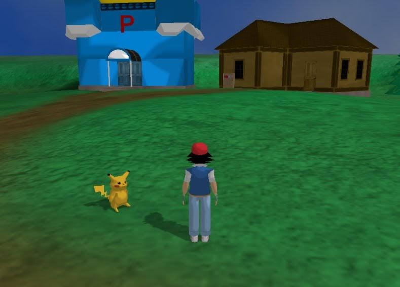 Pokemon 3D | Free Download Game & Apk