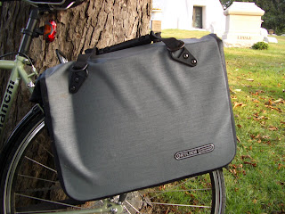 Review Ortlieb Office Bag