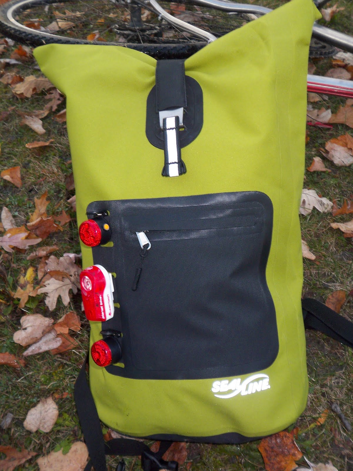 Review: SealLine Urban Backpack | robonza