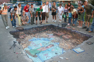 mosaic graffiti,graffiti 3d