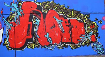 graffiti letters,graffiti red