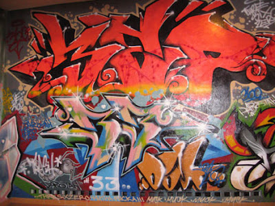 graffiti street art,exhibition street art,graffiti jogjakarta
