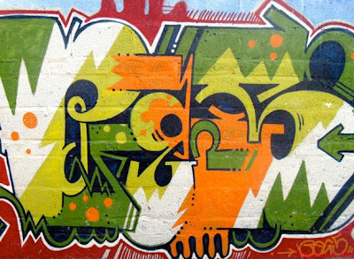 graffiti art creativity, graffiti full colour