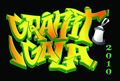 graffiti art pictures: Graffiti 3d >> yellow 2d graffiti