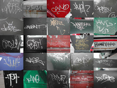 Graffiti taxonomy,graffiti letter