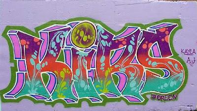kirs graffiti,graffiti alphabet