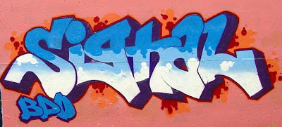 graffiti name,signal name,blue graffiti