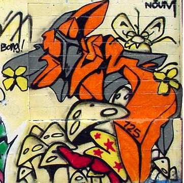 tribal designs,graffiti tribal,graffiti alphabet,orange tribal