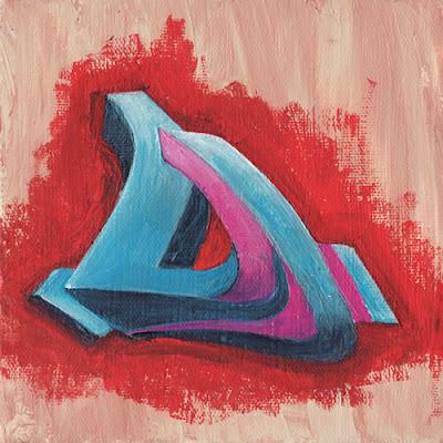 graffiti font d