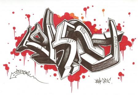 3d graffiti sketches. Sketches graffiti 3d alphabet