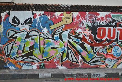 graffiti, graffiti street