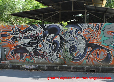 graffiti, tribal graffiti, graffiti 3d