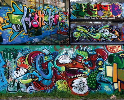 graffiti bubble,alphabet graffiti