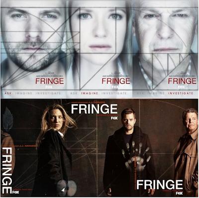 La série Fringe Fringe