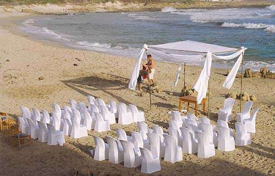 Beach Wedding on Your Beach Wedding   Planning Your Own  Beach Wedding Ceremony Ideas