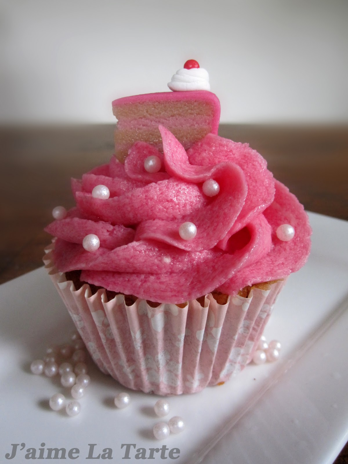 Bak en decoratie blog cupcake ketting for Decoratie cupcakes