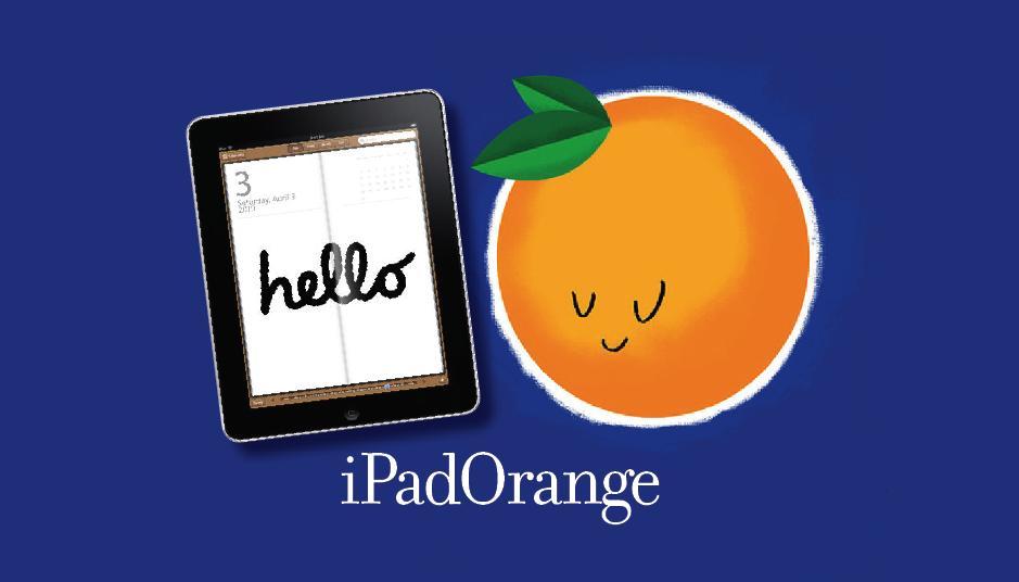 iPadOrange