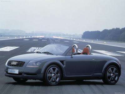 1995 Audi Tts Concept. fabulous concept cars in