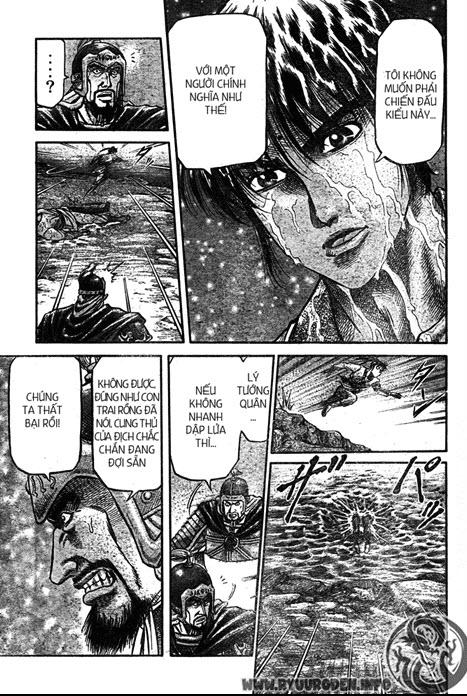 Chú bé rồng-Ryuuroden chap 194 Trang 40 - Mangak.info