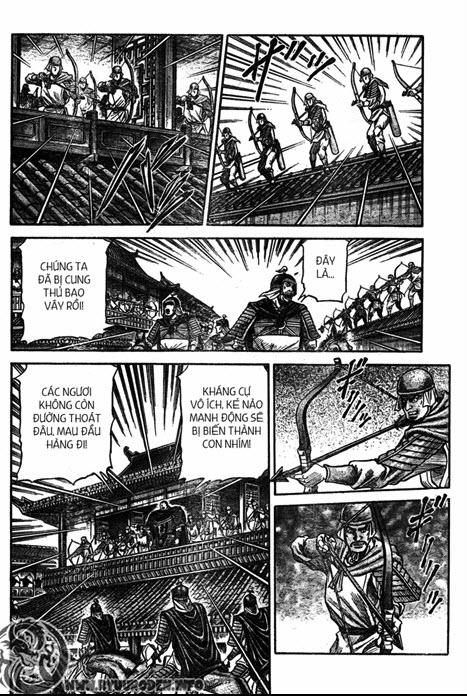 Chú bé rồng-Ryuuroden chap 194 Trang 43 - Mangak.info