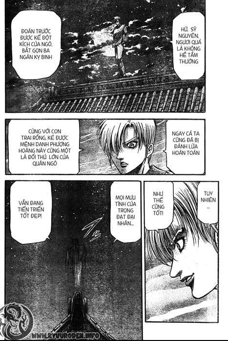 Chú bé rồng-Ryuuroden chap 194 Trang 45 - Mangak.info