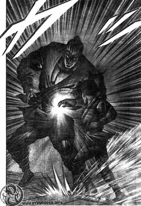 Chú bé rồng-Ryuuroden chap 194 Trang 15 - Mangak.info