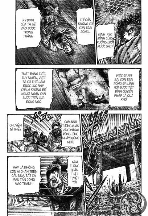 Chú bé rồng-Ryuuroden chap 194 Trang 18 - Mangak.info