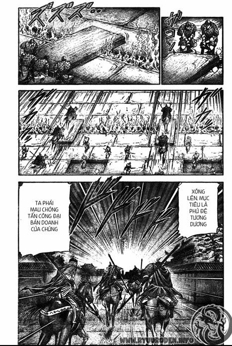 Chú bé rồng-Ryuuroden chap 194 Trang 22 - Mangak.info