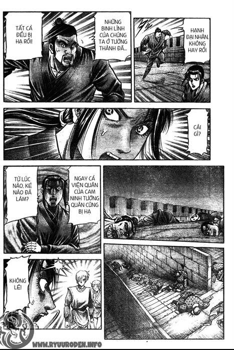 Chú bé rồng-Ryuuroden chap 194 Trang 31 - Mangak.info